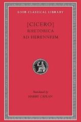 Rhetorica ad Herennium | Cicero |