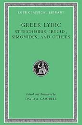 Greek Lyric