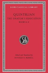 The Orator's Education | Quintilian ; D. A. Russell |
