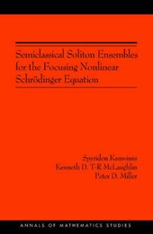 Semiclassical Soliton Ensembles for the Focusing Nonlinear Schroedinger Equation (AM-154)