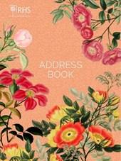 Royal horticultural society desk address book
