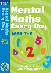 Mental Maths Every Day 7-8
