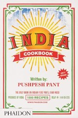 India : cookbook   Pushpesh Pant  