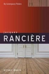 Jacques Ranciere | Oliver Davis |