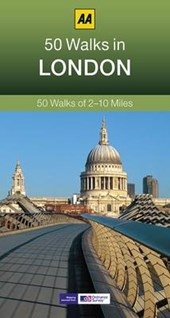 50 Walks in London