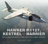 Hawker P.1127, Kestrel and Harrier