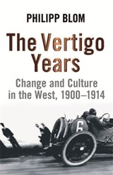 Vertigo years | Philipp Blom |