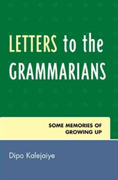 Letters to the Grammarians