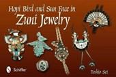 Hi Bird and Sun Face in Zuni Jewelry