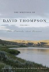 The Writings of David Thompson