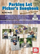 PARKING LOT PICKERS SONGBOOK MANDOLIN