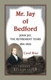 Mr. Jay of Bedford