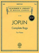 Joplin Complete Rags for Piano