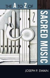 The A to Z of Sacred Music