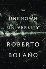 The Unknown University   Roberto Bolano  