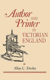 Author and Printer in Victorian England
