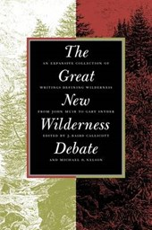 The Great New Wilderness Debate