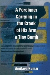 A Foreigner Carrying in the Crook of His Arm a Tiny Bomb