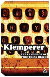 Language of the Third Reich