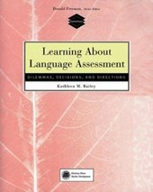 Learning about Language Assessment