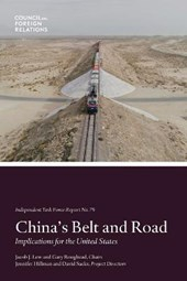 China's Belt and Road: Implications for the United States