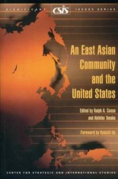 An East Asian Community and the United States