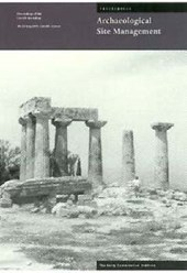Management Planning for Archaeological Site - Proceedings of the Corinth Workshop