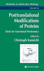 Posttranslational Modification of Proteins