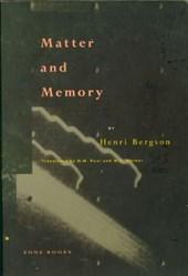 Matter and Memory