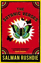 Satanic verses | Salman Rushdie |