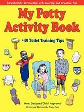 My Potty Activity Book + 45 Toilet Training Tips