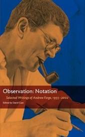 Observation Notation
