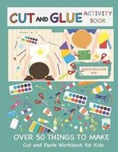 Cut and Glue Activity Book