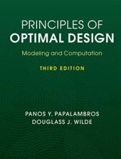 Principles of Optimal Design