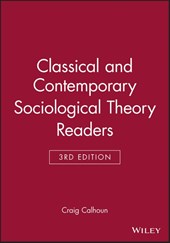 Classical and Contemporary Sociological Theory (Discount set)
