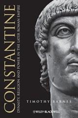 Constantine | Timothy David Barnes |