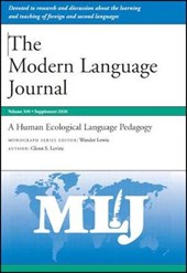 A Human Ecological Language Pedagogy
