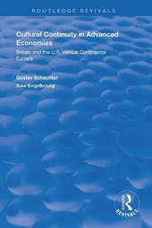 Cultural Continuity in Advanced Economies