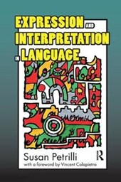 Expression and Interpretation in Language