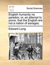 English Humanity No Paradox