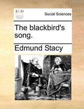 The Blackbird's Song.