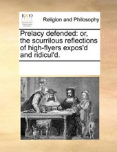 Prelacy Defended