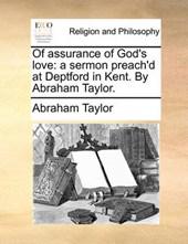 Of Assurance of God's Love