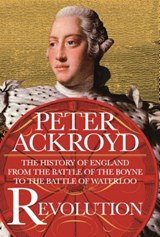 Revolution | Peter Ackroyd | 9781250003645