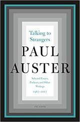 Talking to strangers   Paul Auster  