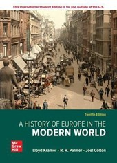 ISE A History of Europe in the Modern World