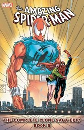Spider-man: the complete clone saga epic book (05)