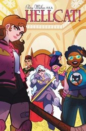 Patsy Walker, A.k.a. Hellcat Vol. 3