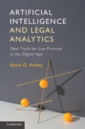 Artificial Intelligence and Legal Analytics