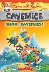 SHOO CAVEFLIES GERONIMO STILTON CAVEMICE
